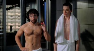 shirtless hodgins