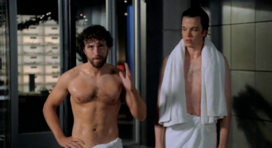 shirtless hodgins