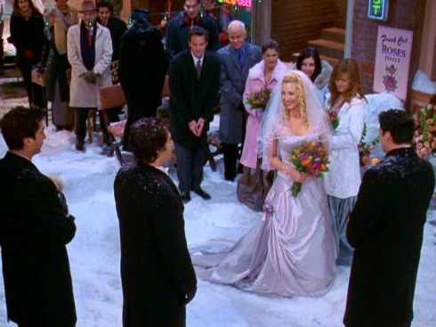 phoebe's wedding