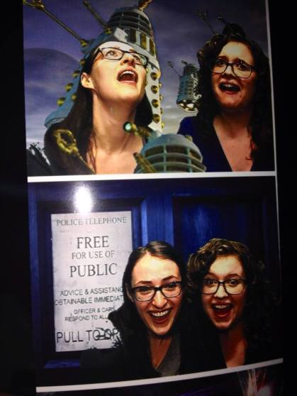 tardis photo booth