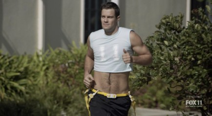 geoff stults shirtless being human