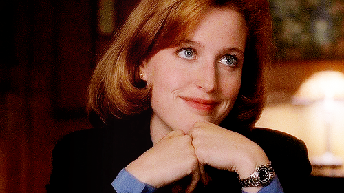 x files scully clyde