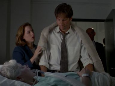 x files blanket mulder herrenvolk