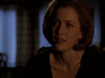 x files christmas carol scully