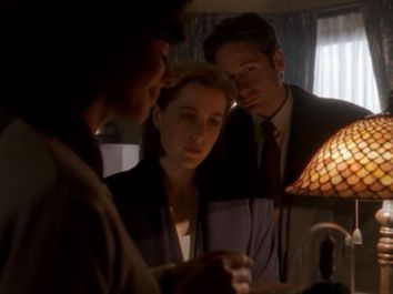 x files mulder kaddish