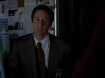 x files piper maru garbage mulder