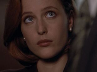 x files sanguinarium scully