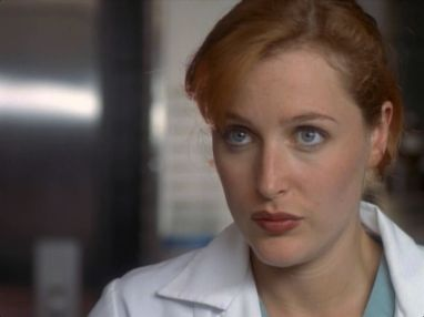 Scully quietly adds sexist detective to her list of more than five people.