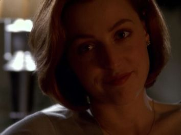 x files small potatoes scully i like it
