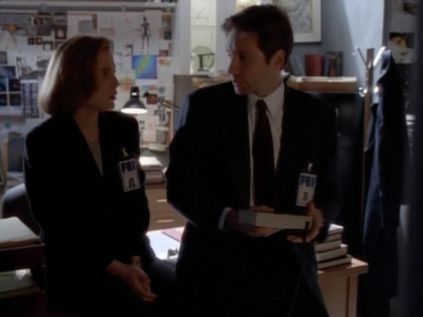 x files talitha cumi desk