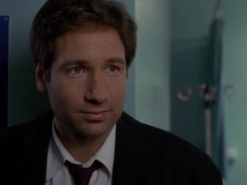 x files talitha cumi mulder thanks