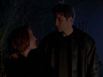 Look at what a good and selfless wingman I am, Scully.