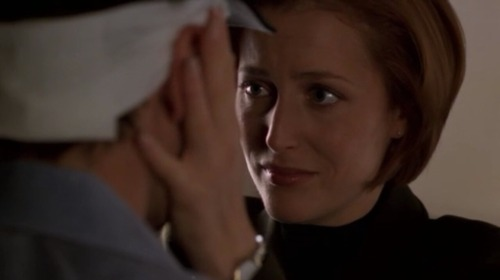 xfiles scully constant touchstone