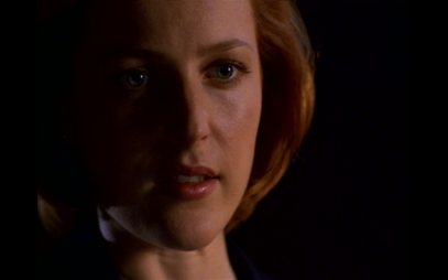 xfiles sixth extinction scully get up mulder