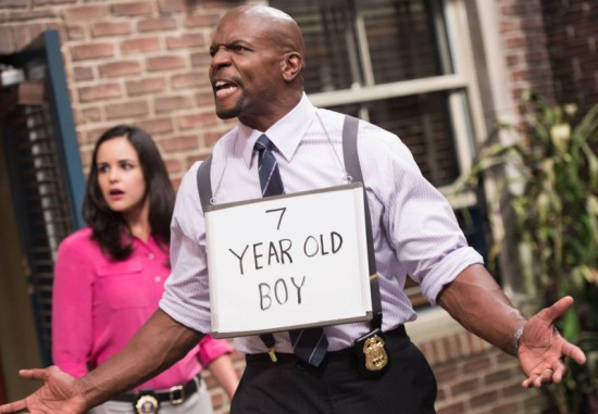 b99 undercover terry