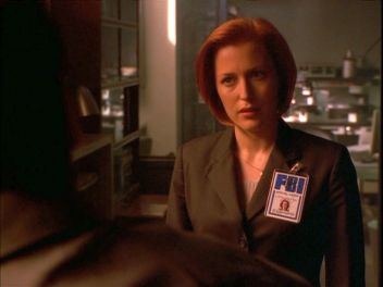 xfiles brand x scully