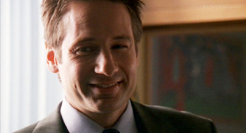 xfiles goldberg mulder everything happens for a reason