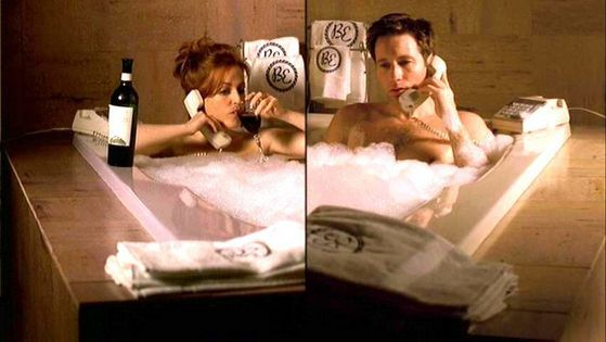 xfiles hollywood ad bath
