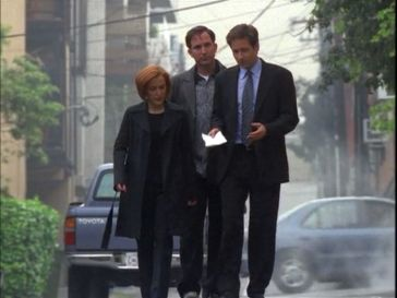 xfiles hollywood ad mulder holy trinity
