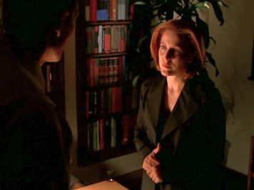 xfiles invocation scully x files