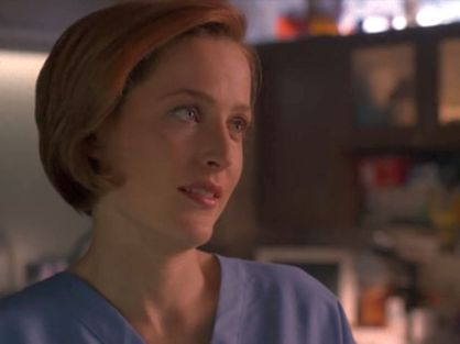 No wait Mulder get serious this is CRIME.