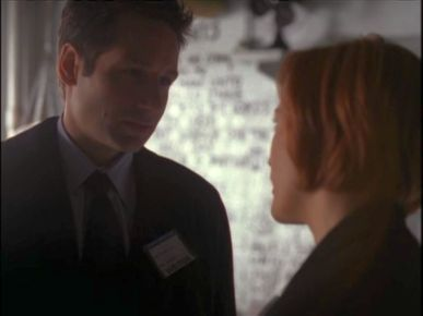xfiles orison mulder don't have a choice
