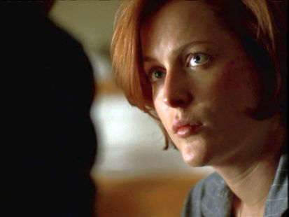 xfiles orison scully