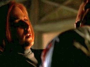 xfiles patience scully neck