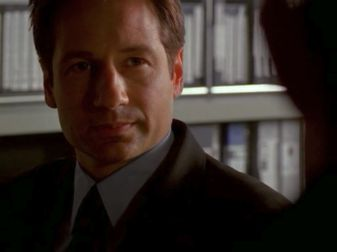 xfiles requiem mulder reason got started
