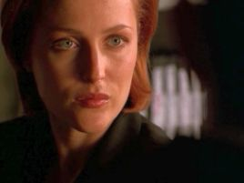 xfiles requiem scully seen things