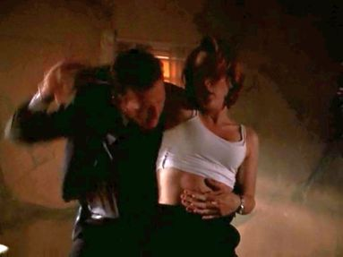 xfiles roadrunners scully abs