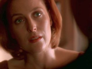 xfiles roadrunners scully screwed up