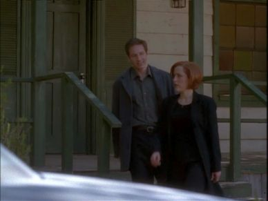 Texts from Scully: I miss the aliens.