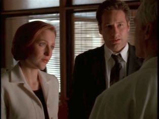 xfiles theef scully doctor