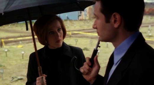 xfiles theef umbrellas