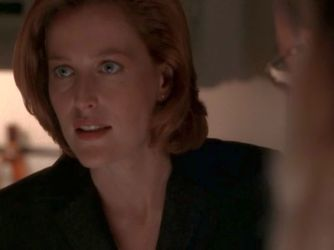xfiles within scully aliens