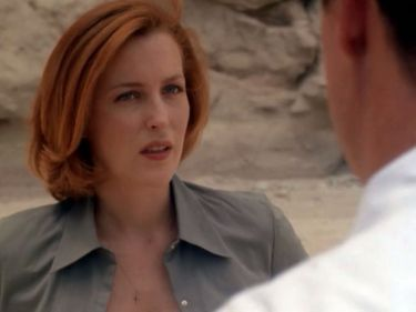 xfiles without scully not mulder