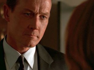 xfiles alone doggett scully