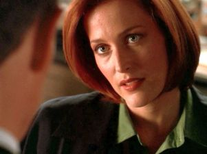 xfiles alone scully no one gets there alone