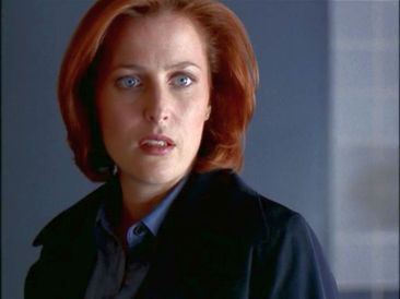 xfiles badlaa scully morgue