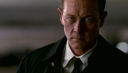 xfiles deadalive doggett angry