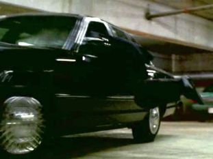 xfiles deadalive krycek car doggett
