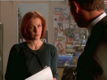 xfiles deadalive scully pregnant how are you feeling