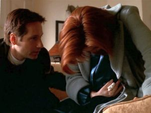 xfiles empedocles mulder concern