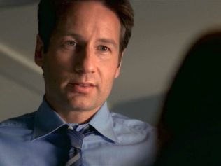 xfiles empedocles mulder surprised