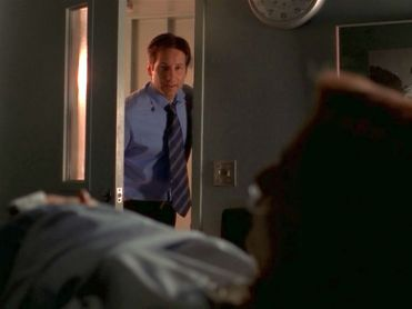 xfiles empedocles mulder you awake