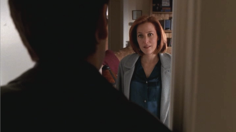 xfiles empedocles scully door