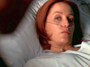 xfiles empedocles scully hospital