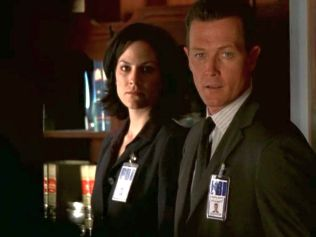 xfiles existence doggett reyes