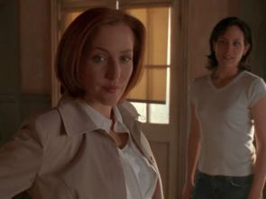 xfiles existence scully reyes clean